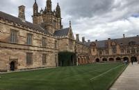 为什么悉尼大学是世界名校,却很容易进?