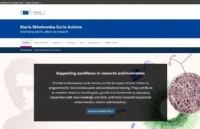欧盟玛丽居里行动MSCA博士项目超值!每月3000+欧元补助