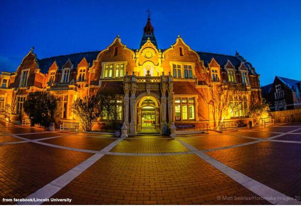 新西兰林肯大学留学费用