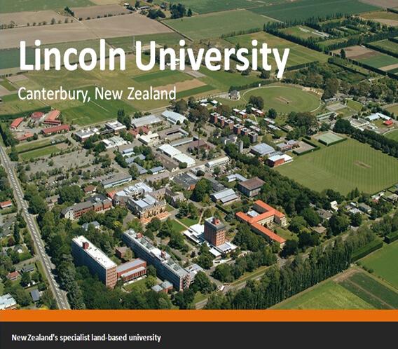 新西兰林肯大学入学申请流程