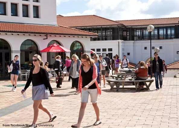 新西兰梅西大学国际排名是多少