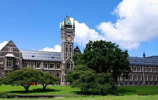 新西兰顶级大学―― 坎特伯雷大学