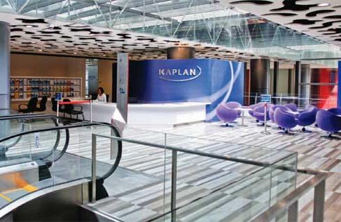开启你的成功之旅!立思辰留学360受邀参加Kaplan K Time上海站活动!
