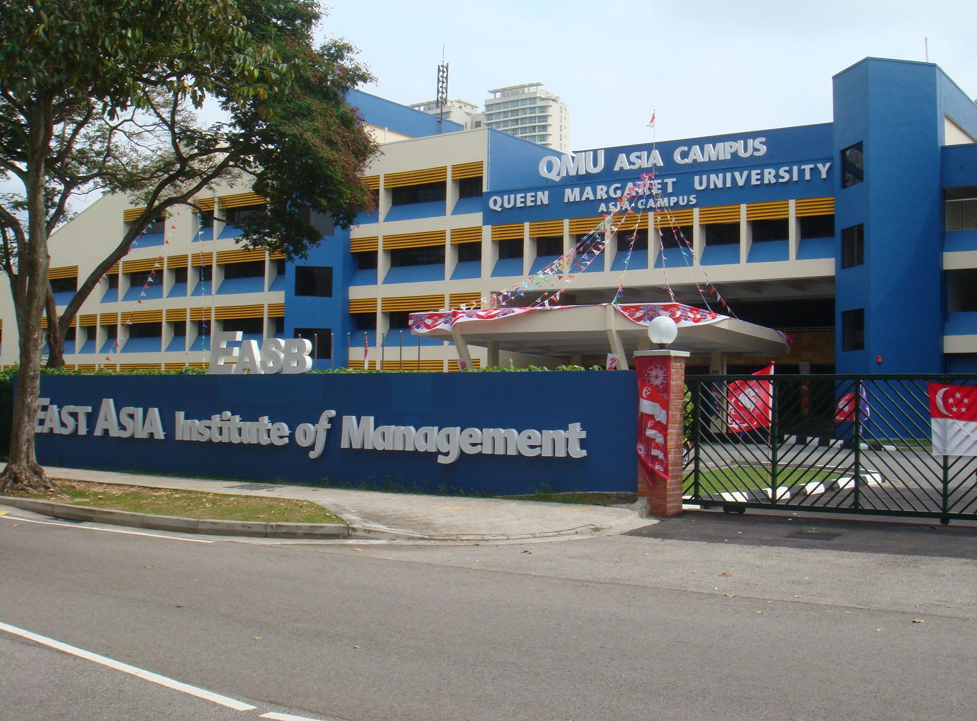 2019年在新加坡东亚管理学院就读是什么体验?