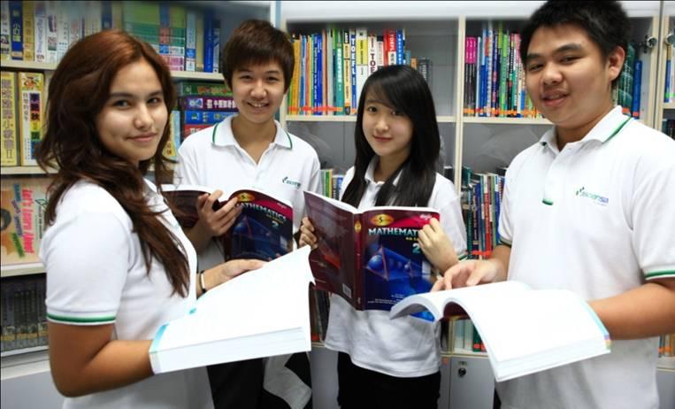 新加坡爱信国际学校课程设置