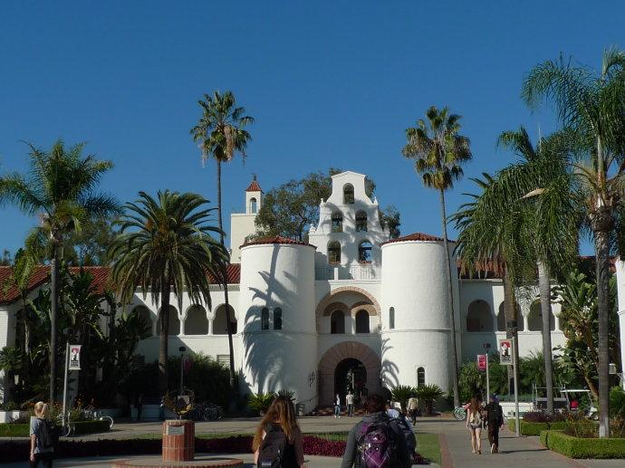 圣地亚哥州立大学经济学