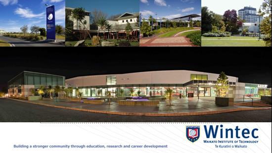 怀卡托理工学设计专业入学及就业
