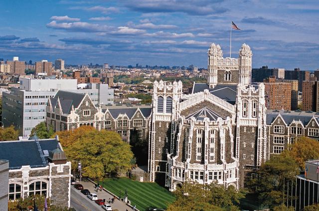 美国纽约市立学院毕业率多少