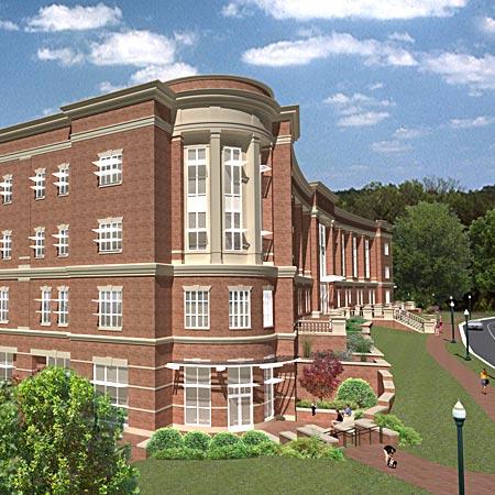 北卡罗来纳大学夏洛特分校