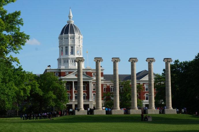 密苏里大学交通
