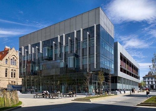 曼彻斯特大学高级工艺整合与设计理学硕士