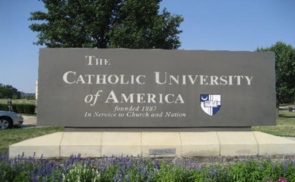 带你了解美国天主教大学