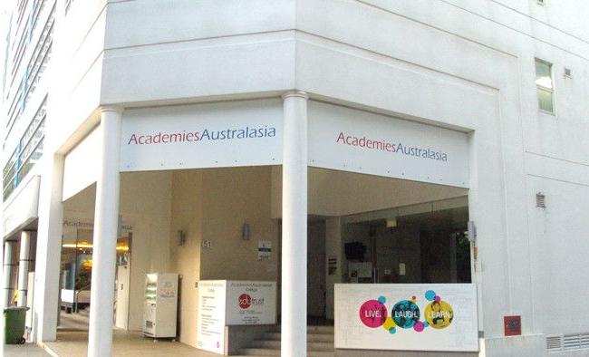 中学生留学新加坡澳亚学院申请须知