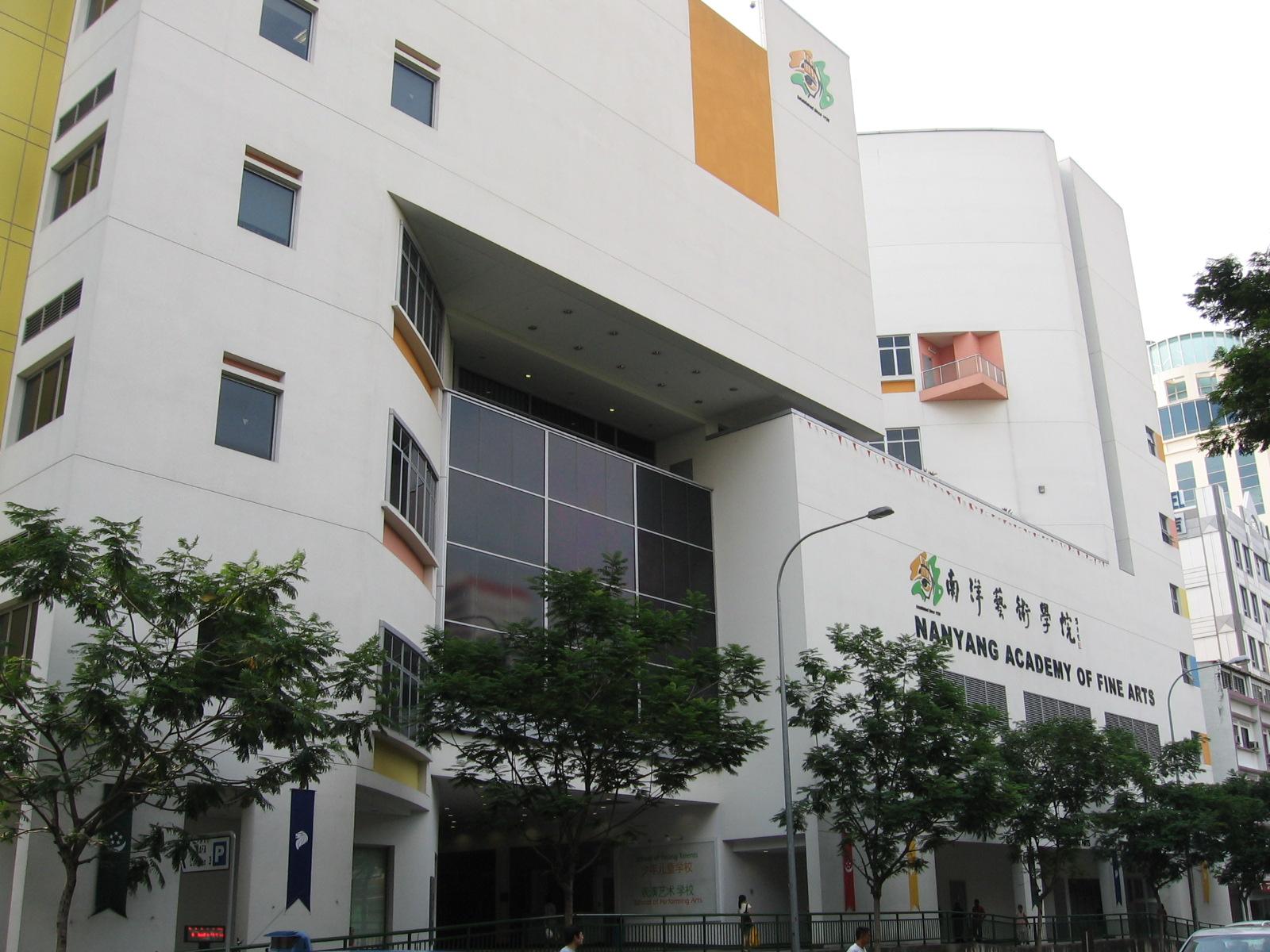 新加坡南洋艺术学院学生数量