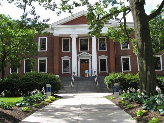 美国阿克伦大学