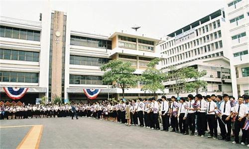 北曼谷先皇技术学院