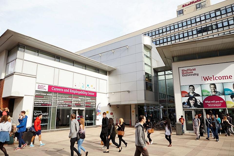 英国推荐院校 你不知道的谢菲尔德哈勒姆大学!