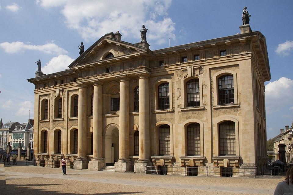 牛津大学沃弗森学院