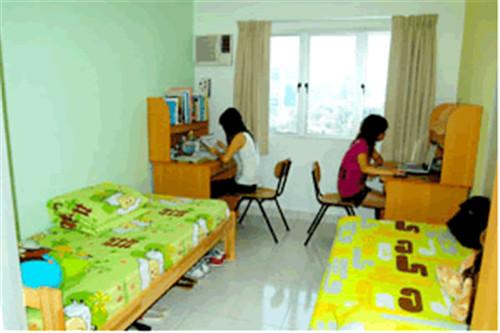 马来西亚精英大学寝室