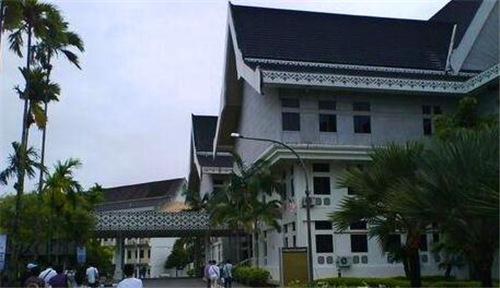 马来西亚理工大学建筑系全球排名