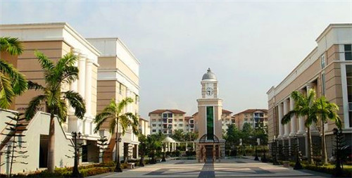 诺丁汉大学马来西亚分校相当于中国什么等级的大学?
