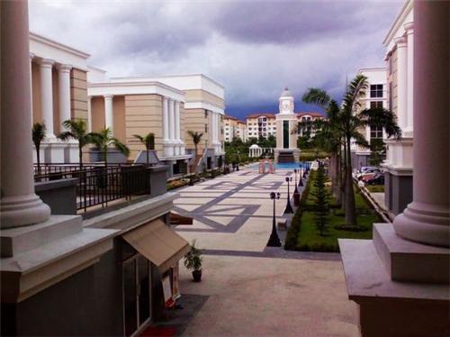 马来西亚世纪大学