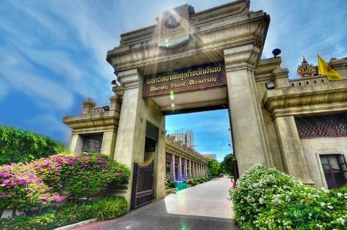 泰国金融管理学校那么多,为什么要选博仁大学?