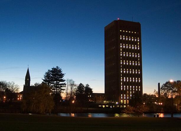 麻省大学艾默斯特校区