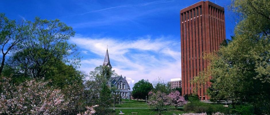 美国马萨诸塞大学阿默斯特分校毕业率多少