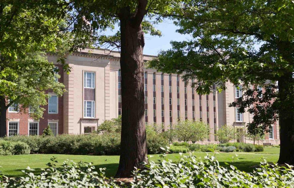 内布拉斯加大学林肯分校安全