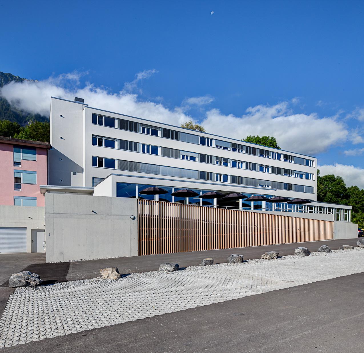 瑞士库林那美食艺术管理大学