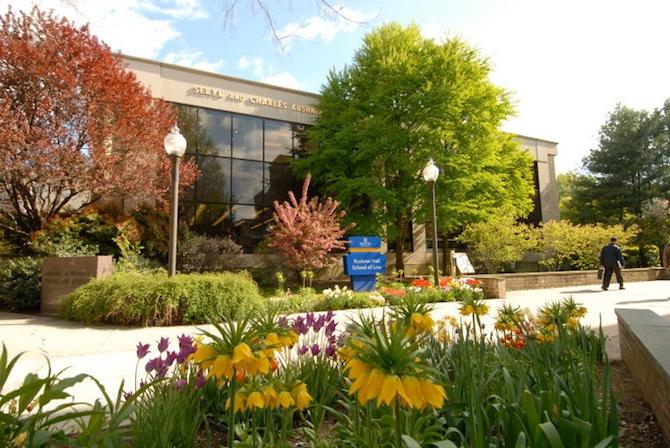 """霍夫斯特拉大学:""""二百三十八英亩的美术馆"""",美丽且专业!"""