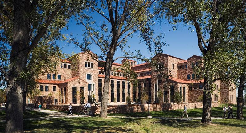 科罗拉多大学博尔德分校电气与计算机工程