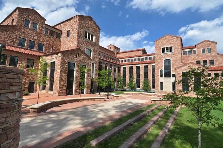科罗拉多大学博尔德分校土木与环境工程
