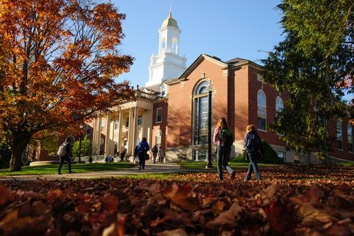 低托福、低SAT顺利拿到康涅狄格大学录取