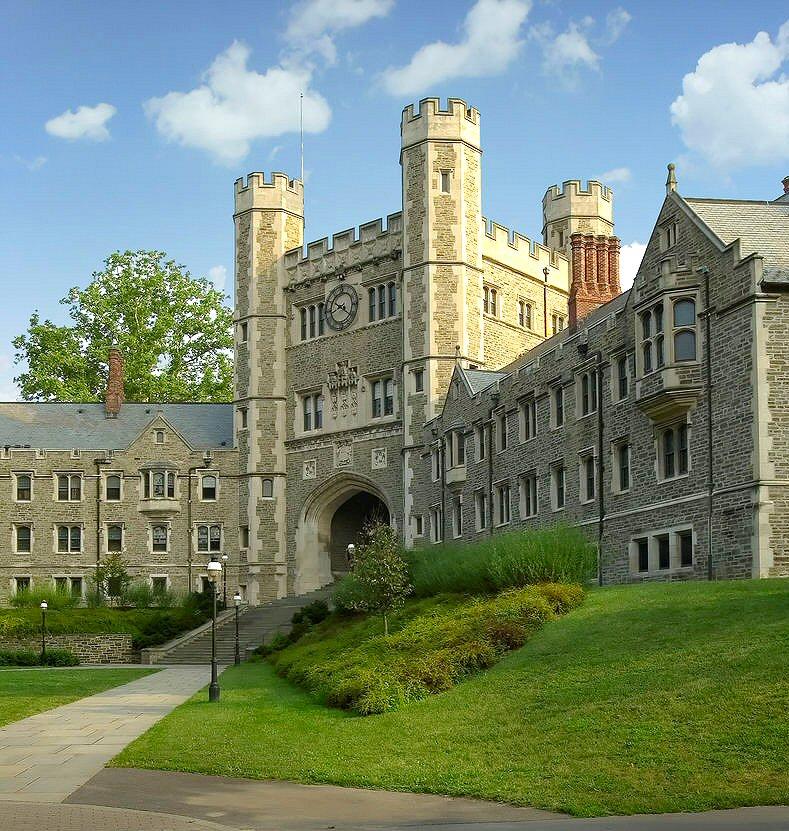普林斯顿大学分子生物学,怎样的实力才能培养出这样创历史的人才!