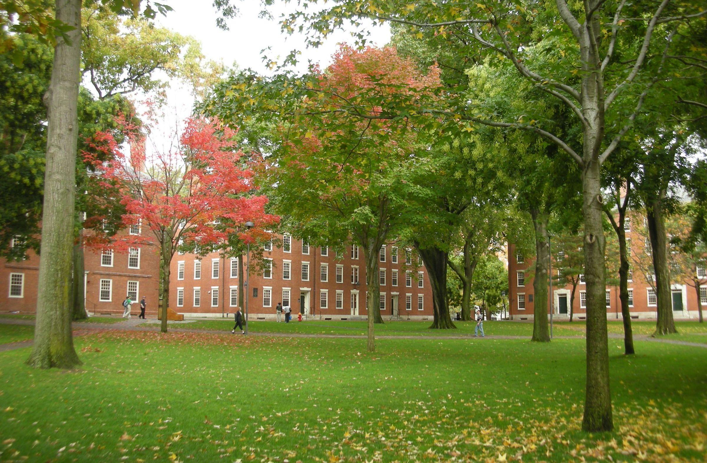 哈佛大学建筑学