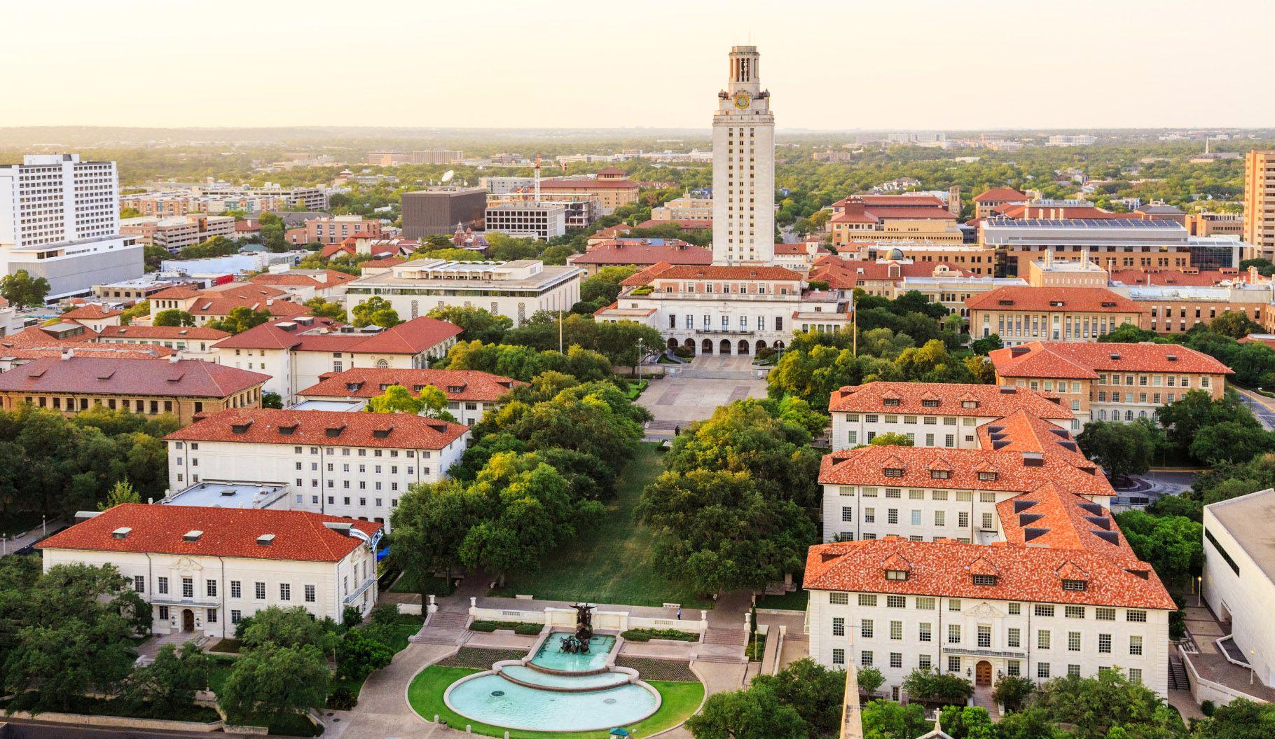 德克萨斯大学奥斯汀分校的研究生学费一般是多少?