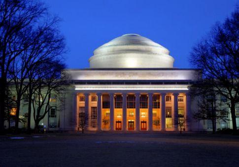麻省理工学院校园环境怎样