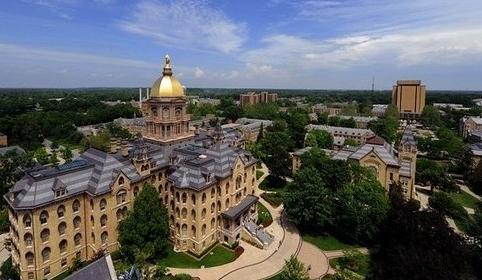 走过路过,千万不要错过!美国圣母大学最热门专业TOP10出炉!