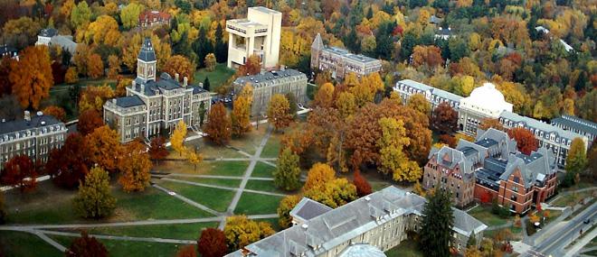 美帝好吃到爆的10所大学食堂,麻省大学艾默斯特校区荣誉登榜