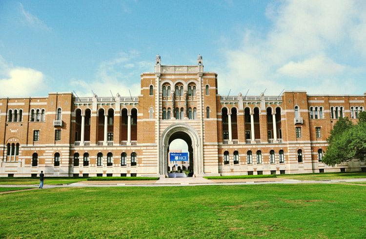 """莱斯大学,集""""好大学""""该有的特点于一身的大学!"""