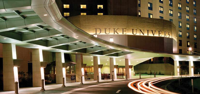 丰富科研加优质文书,用心收获美国TOP10的杜克大学
