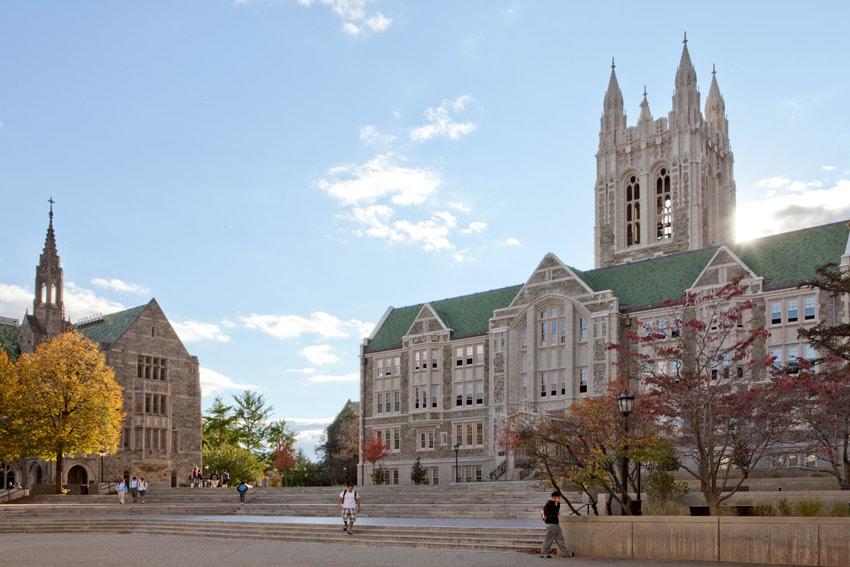 波士顿学院商学院就业