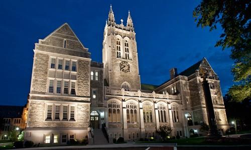 波士顿学院奖学金