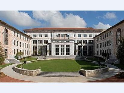 埃默里大学的分数线是多少?