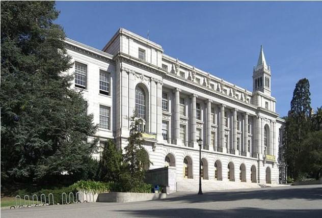 终于等到你,还好没放弃!喜迎加州大学伯克利分校录取!