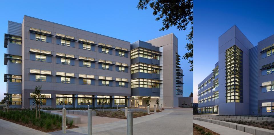 近乎完美的细节规划方案,是通往加州大学戴维斯分校的坚实阶梯
