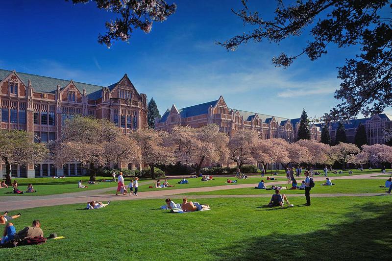 华盛顿大学tacoma分校位置