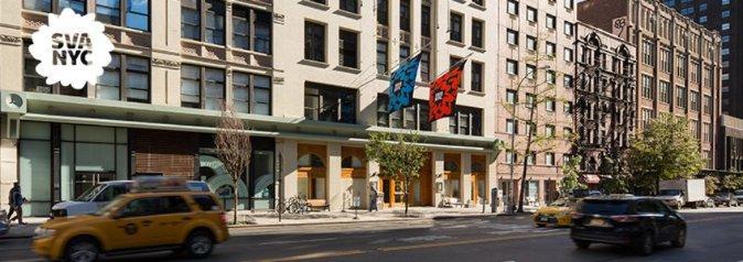 出彩作品,名师指导,成功申请纽约视觉艺术学院!